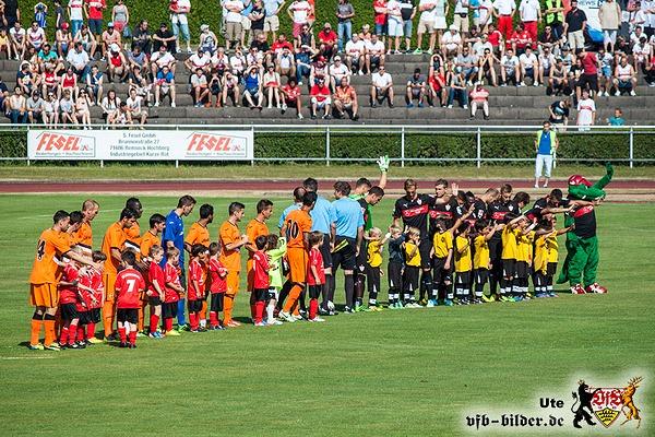 VfB Stuttgart – FC Valencia