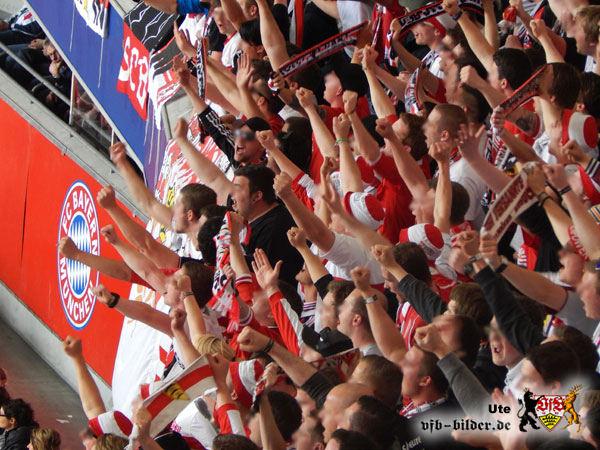 FC Bayern München – VfB Stuttgart