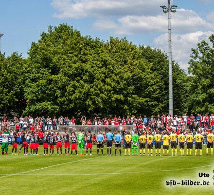 VfB Stuttgart – OFC Fanauswahl