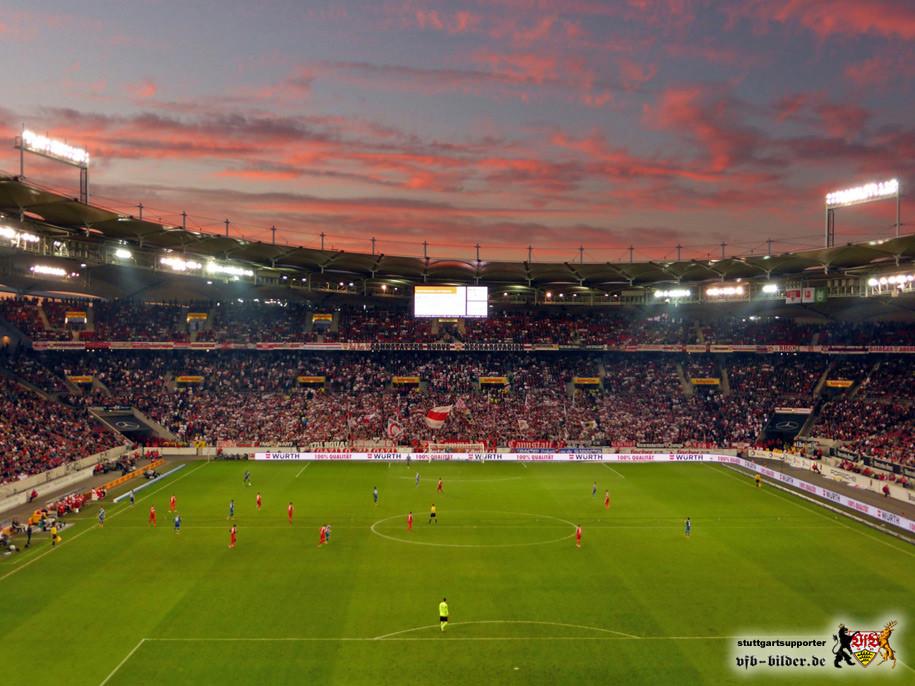 VfB Stuttgart – VfL Wolfsburg