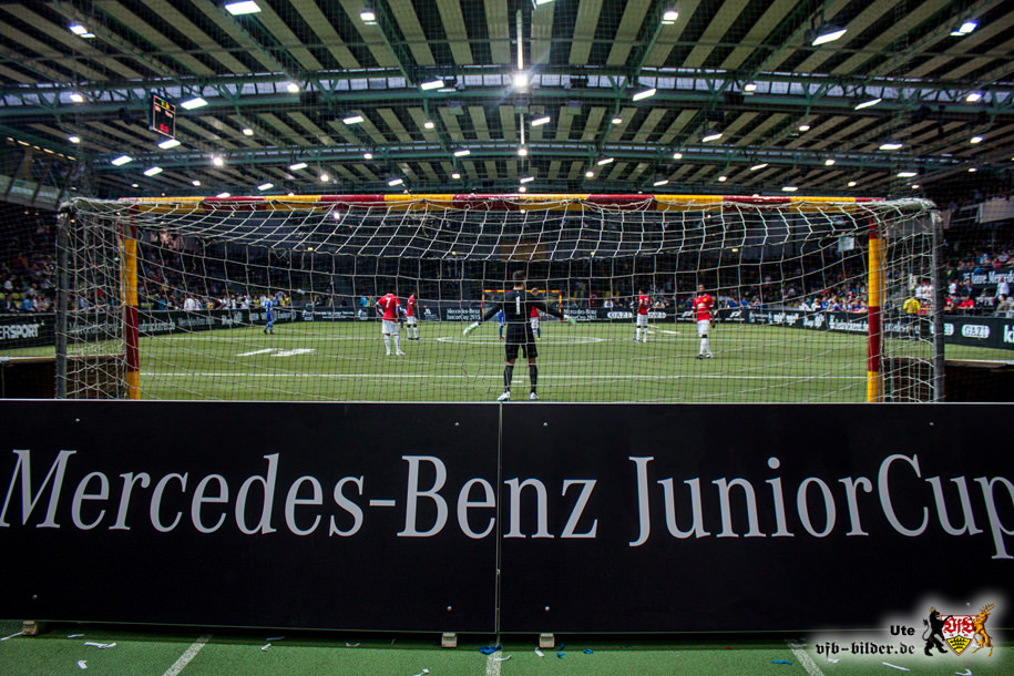 Mercedes-Benz JuniorCup 2015