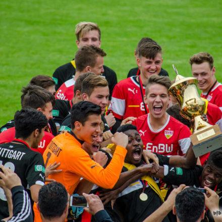 VfB Stuttgart U17 – Stuttgarter Kickers U17