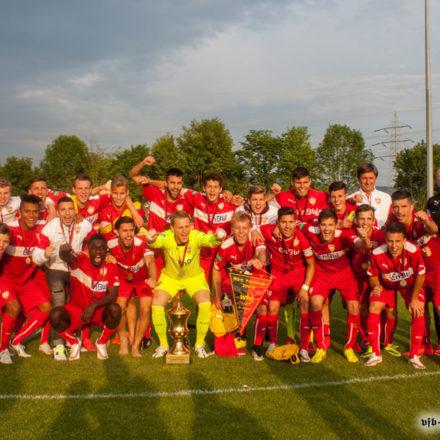 VfB Stuttgart U19 – Stuttgarter Kickers U19