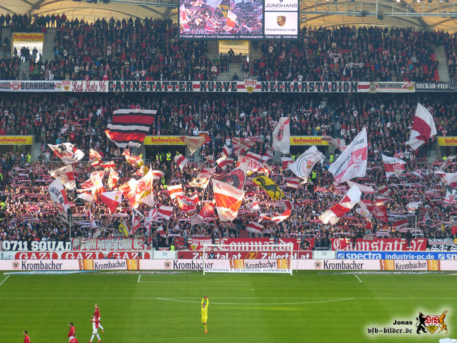 VfB Stuttgart – SV Darmstadt 98
