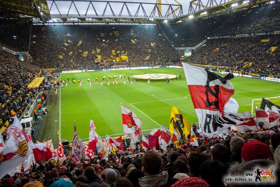 Borussia Dortmund – VfB Stuttgart