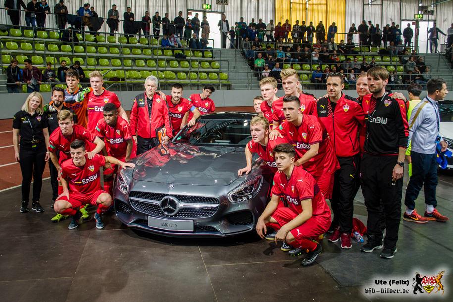Mercedes-Benz JuniorCup 2016
