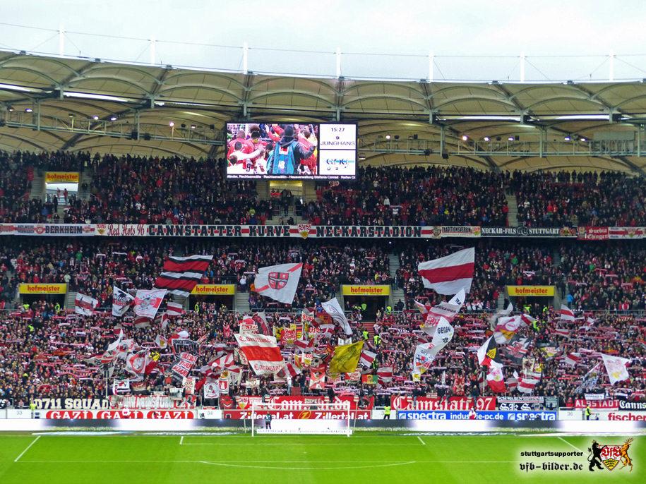 VfB Stuttgart – TSG 1899 Hoffenheim