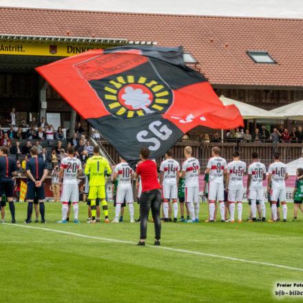 SG Sonnenhof Großaspach – VfB Stuttgart