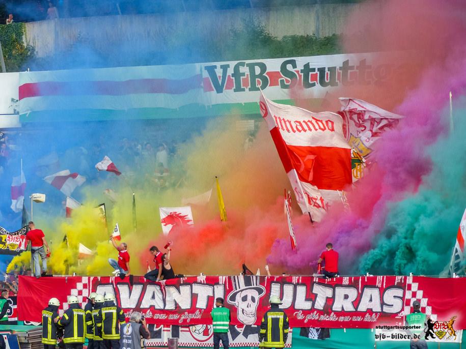 FC 08 Homburg – VfB Stuttgart