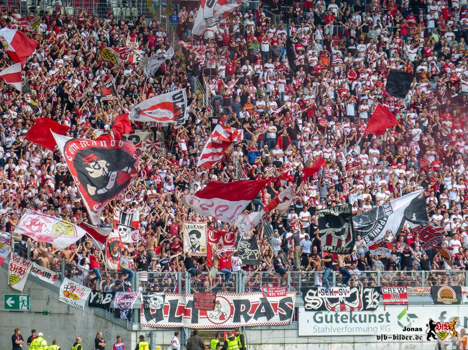1. FC Kaiserslautern – VfB Stuttgart