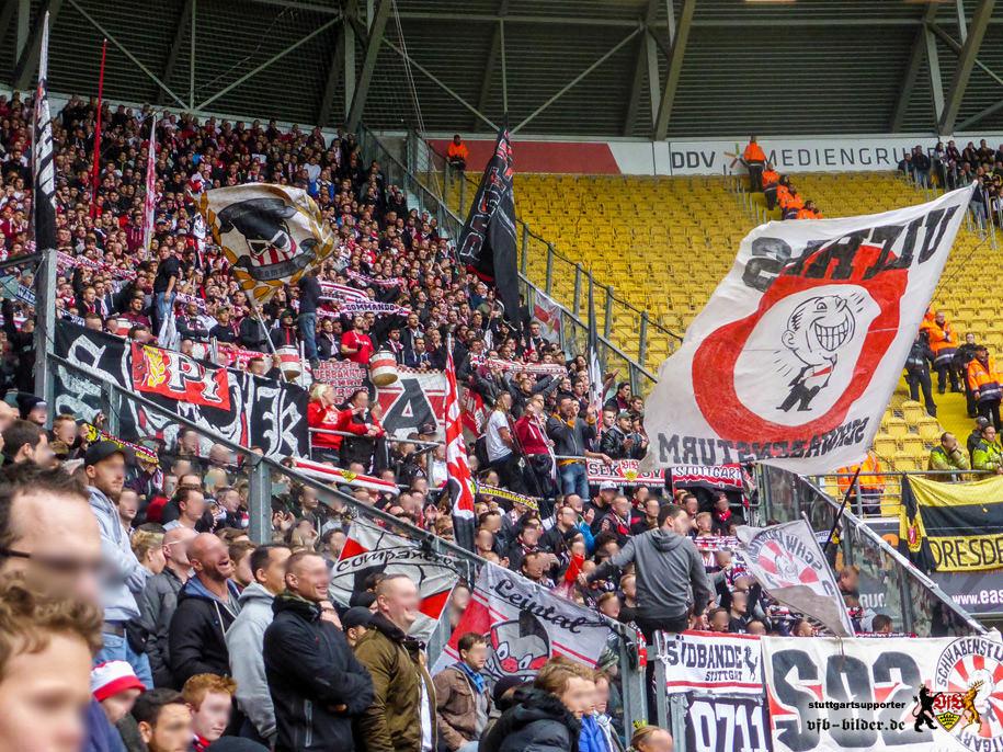 SG Dynamo Dresden – VfB Stuttgart
