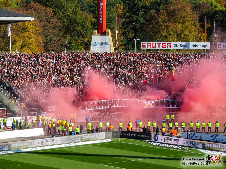 Karlsruher SC – VfB Stuttgart