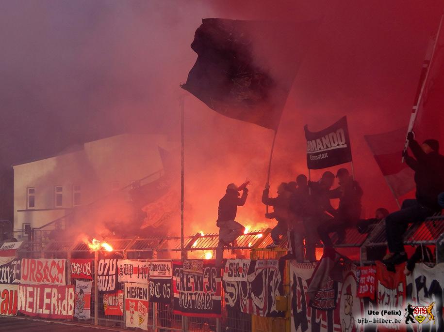 FC Erzgebirge Aue – VfB Stuttgart