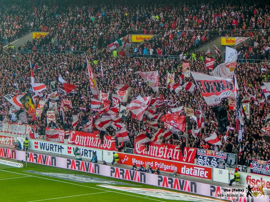 VfB Stuttgart – SV Sandhausen