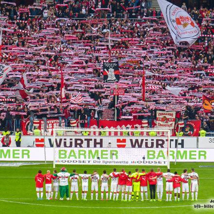 VfB Stuttgart – FC Erzgebirge Aue