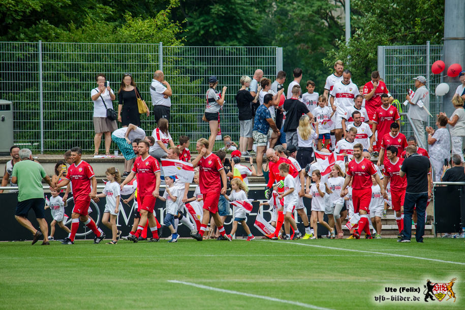 Comebackmatch – 10 Jahre VfB-Rehawelt