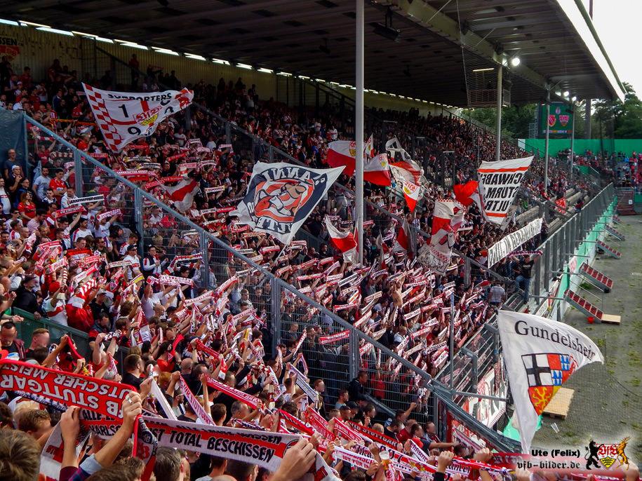 FC Energie Cottbus – VfB Stuttgart