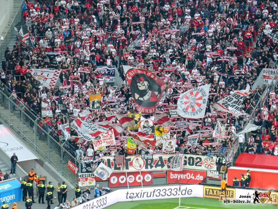 Bayer 04 Leverkusen – VfB Stuttgart