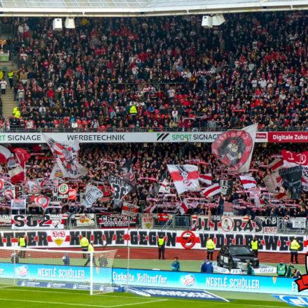 1. FC Nürnberg – VfB Stuttgart