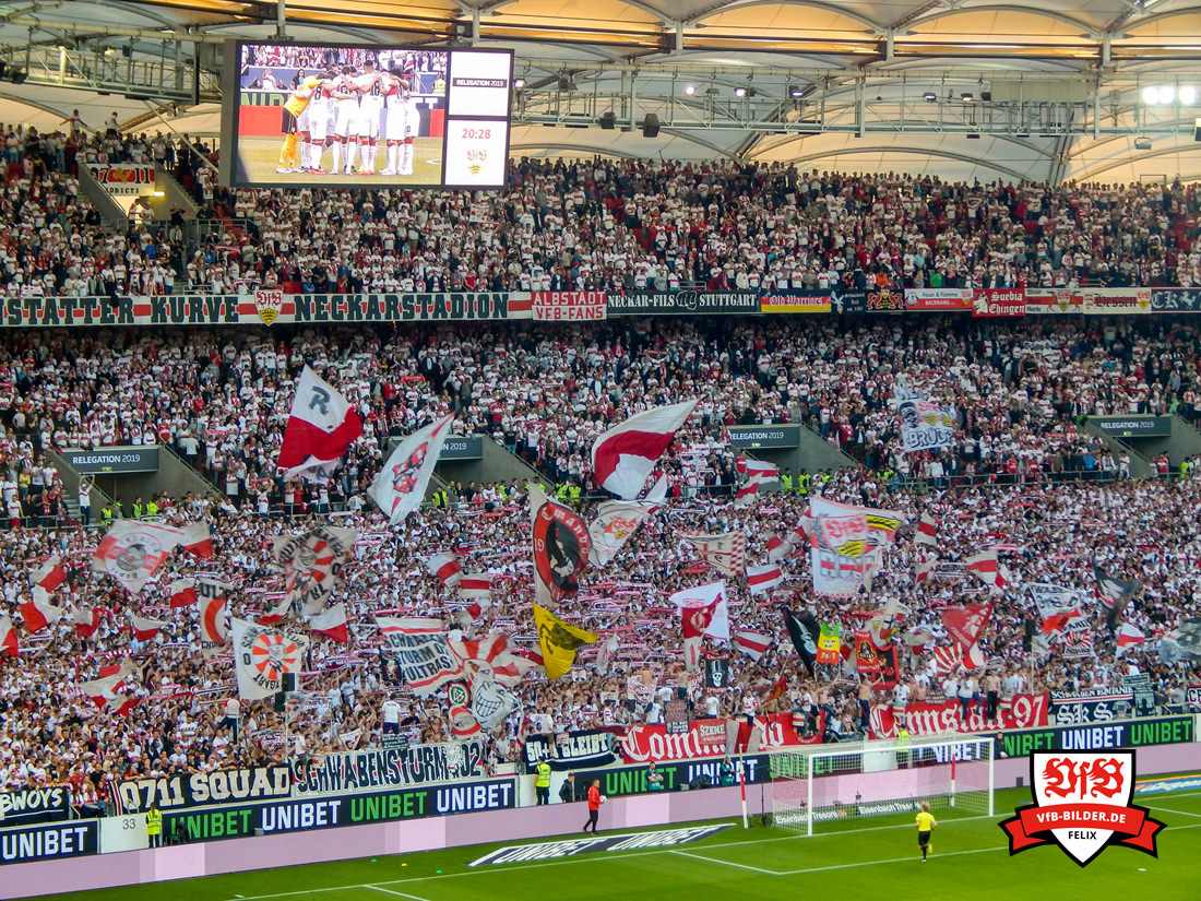 VfB Stuttgart – Union Berlin (Relegation)