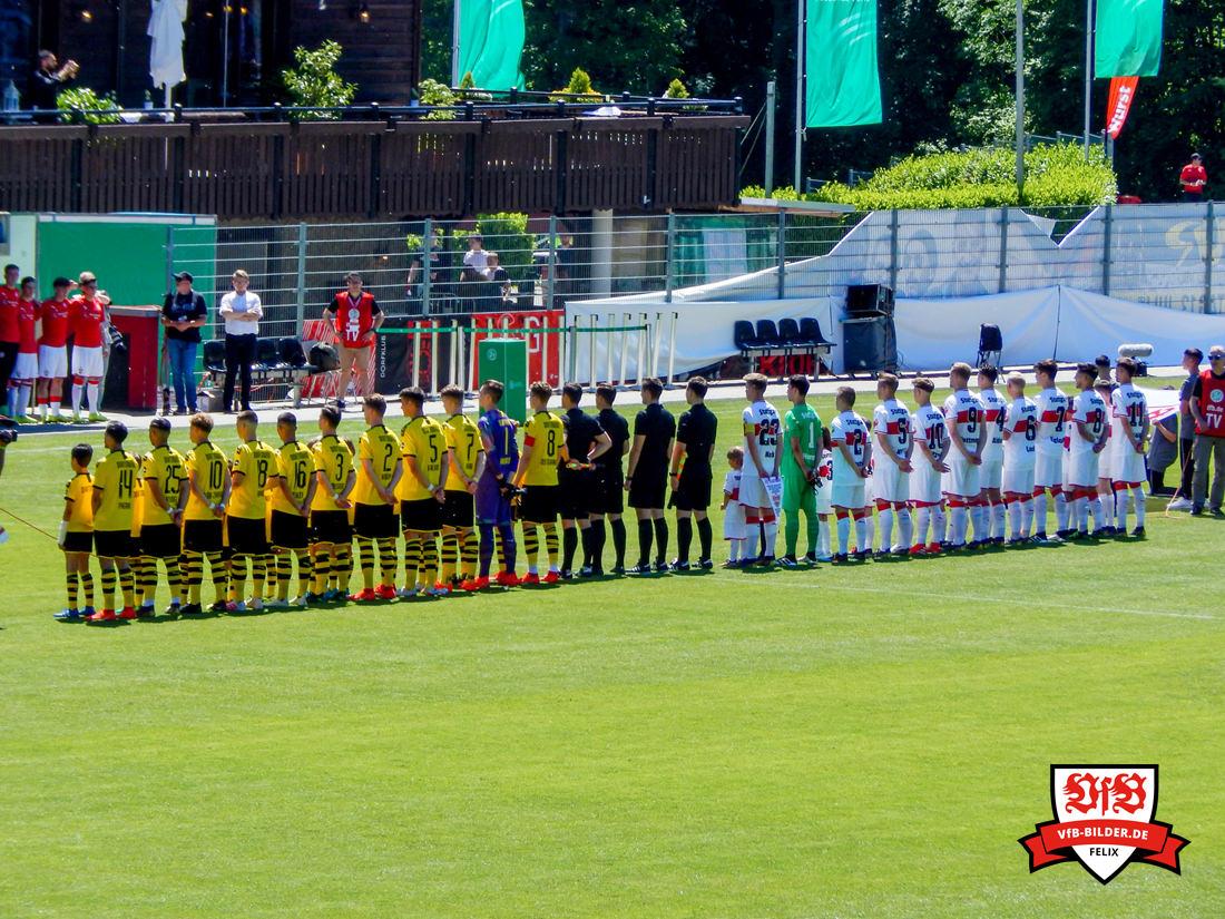 VfB Stuttgart U19 – Borussia Dortmund U19