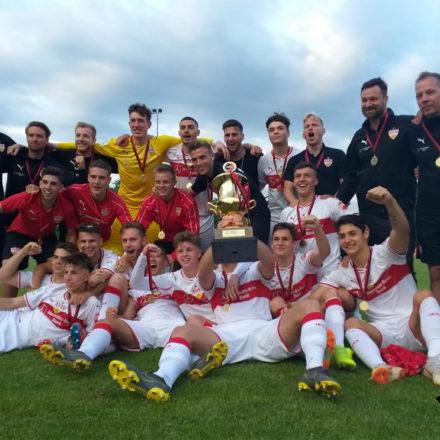 VfB Stuttgart U19 – SSV Ulm U19