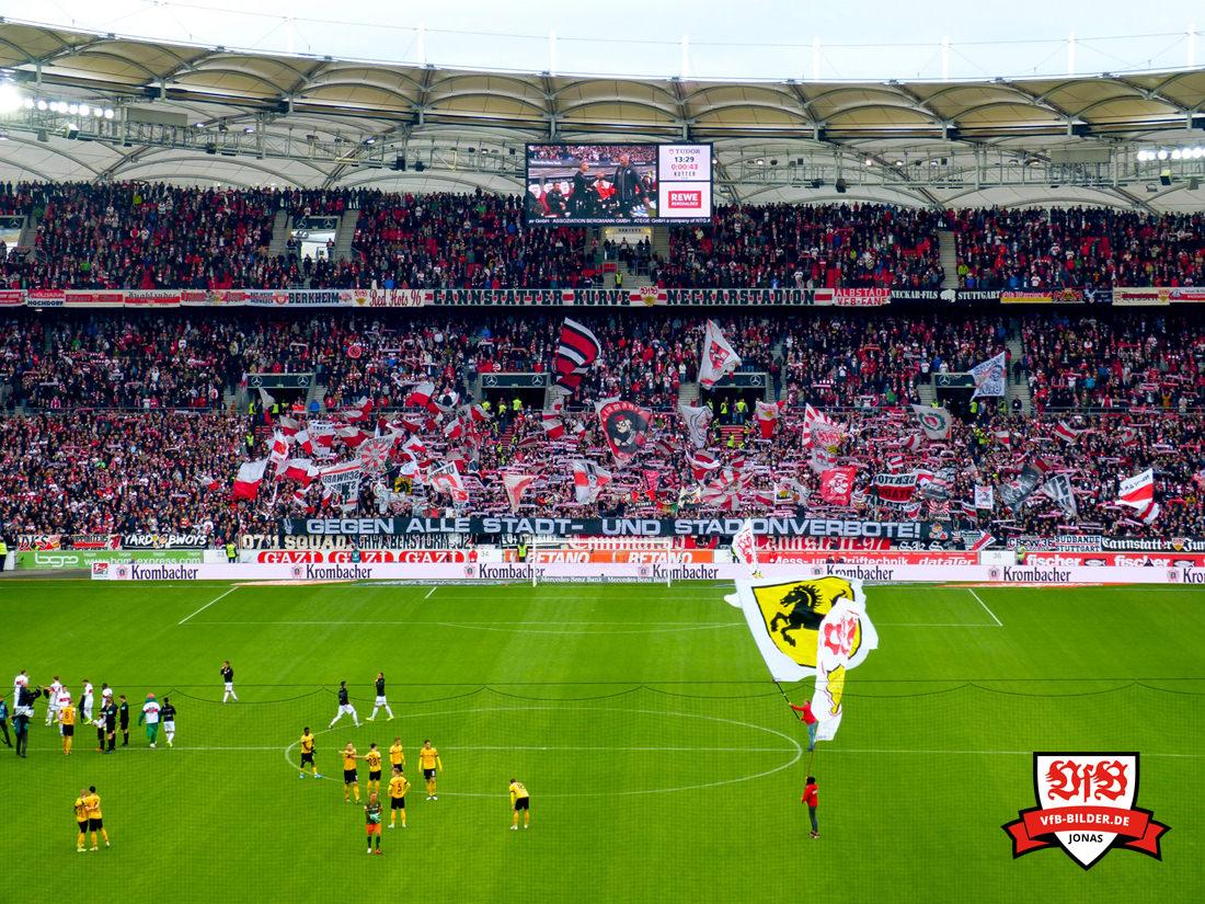 VfB Stuttgart – SG Dynamo Dresden