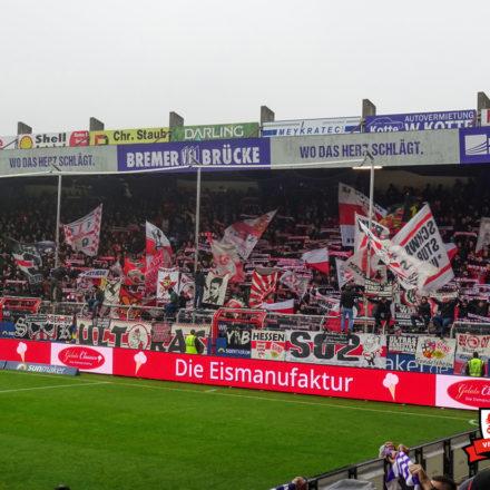 VfL Osnabrück – VfB Stuttgart