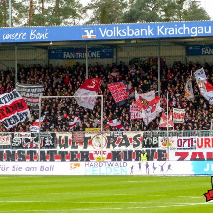 SV Sandhausen – VfB Stuttgart