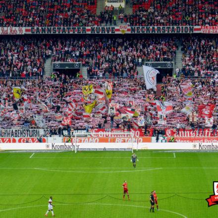VfB Stuttgart – SSV Jahn Regensburg
