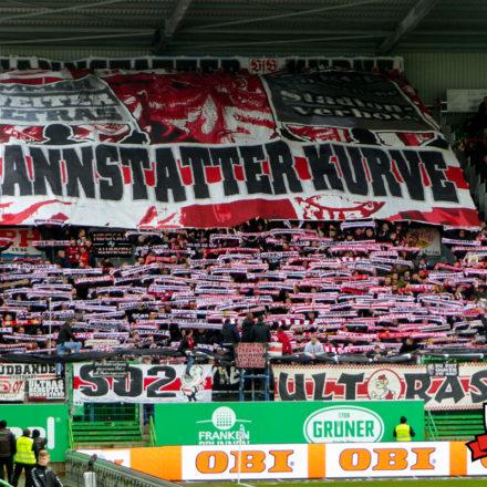 SpVgg Greuther Fürth – VfB Stuttgart